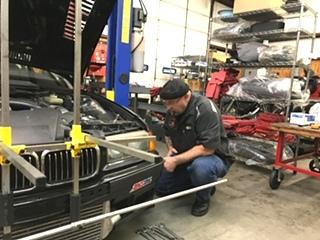 BMW Suspension Setup