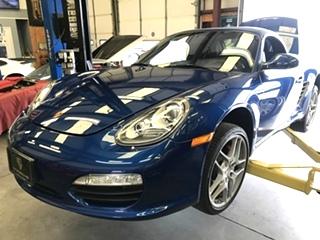 Porsche Boxster Repair
