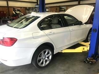 BMW Oil Service and Repair