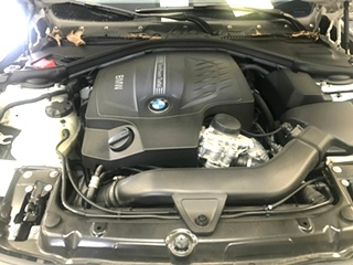 BMW Oil Service and Repair