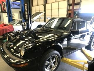 Porsche 911 Pre Purchase Inspection