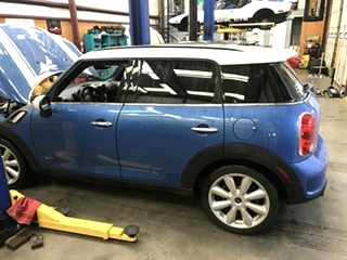 MINI Cooper Repair Knoxville Tn