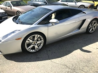 Lamborghini Gallardo Service Knoxville Tn