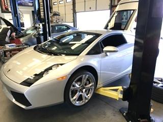 Lamborghini Gallardo Service Knoxville Tn