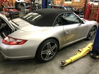 Porsche Service Knoxville Tn