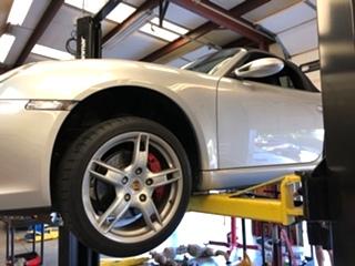 Porsche IMS Bearing Repair